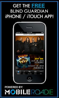 Blind Guardian iPhone/iTouch App