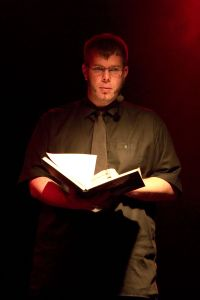 Lo scrittore Markus Heitz