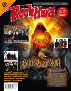 Rock Hard Vol. 307 December 2012