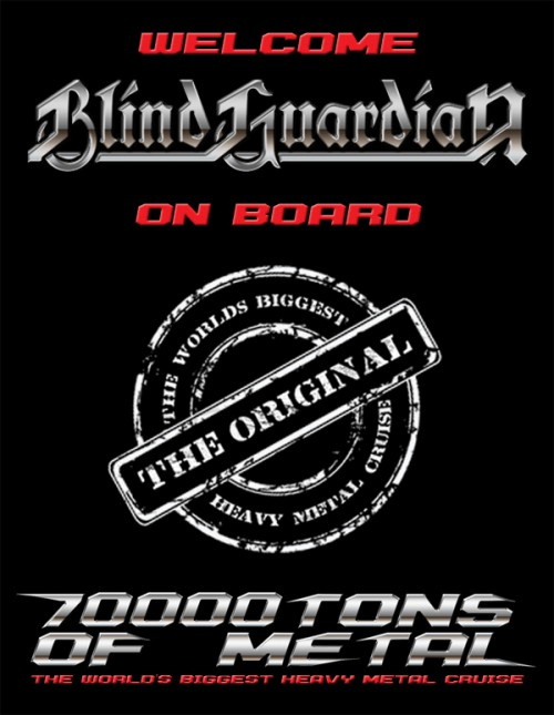 70000TONS OF METAL 2015